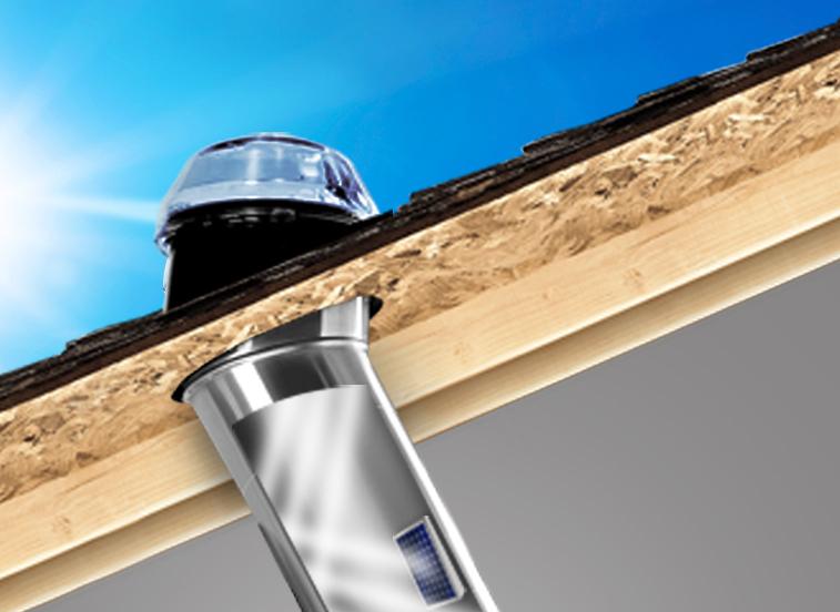 Solatube Skylights And Ventilation Experts Sola Lite